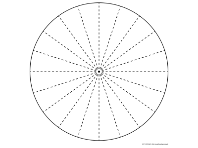 Preview of Blank Pie Charts