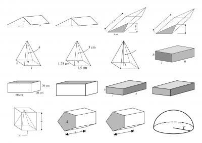 Screenshot of Volume - diagram library