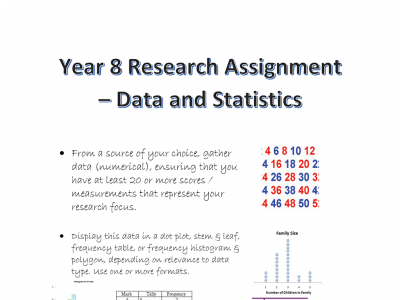 Preview of Data Collection and Analysis Research Assignment Stage 4