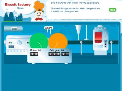 Screenshot of Biscuit Factory