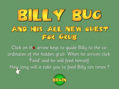 Screenshot of Billy Bug