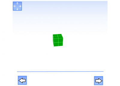 Screenshot of Cuboid Exploder