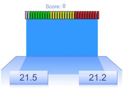 Screenshot of Decimal Comparison