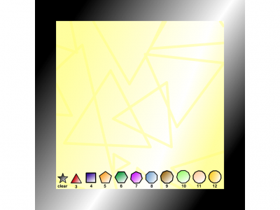 Screenshot of Tessellation Interactivity