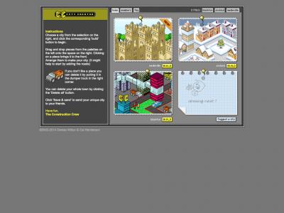 Screenshot of City Creator