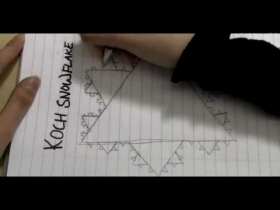 Screenshot of Doodling in Math Class: Triangle Party