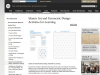 Screenshot of Islamic Art and Geometric Design: Activities for Learning