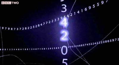 Screenshot of The Irrationality of Pi - The Code - Episode 1 - BBC Two