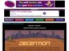 Screenshot of Decention