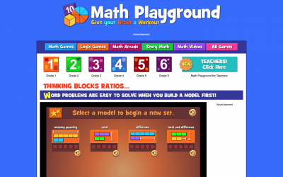 Screenshot of Thinking Blocks