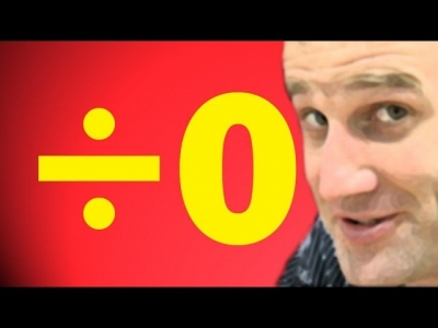 Screenshot of Problems with Zero - Numberphile