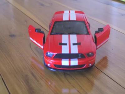 Screenshot of Car Racing (Linear Relationships)