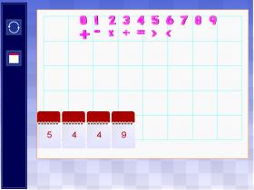 Screenshot of Magnet Numbers