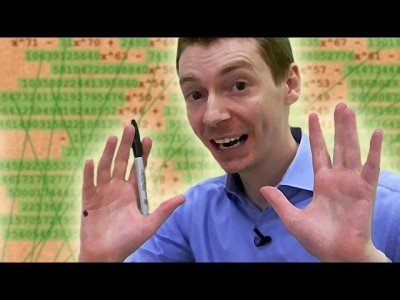 Screenshot of Fool-Proof Test for Primes - Numberphile