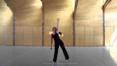 Screenshot of Dancing Statistics: Sampling