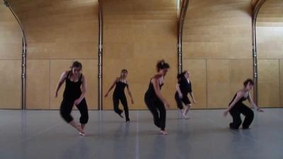 Screenshot of Dancing Statistics: Variance