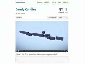 Screenshot of Dandy Candies
