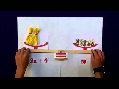 Screenshot of Balancing Equations Introduction