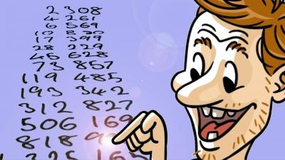 Screenshot of Brady Numbers - Numberphile
