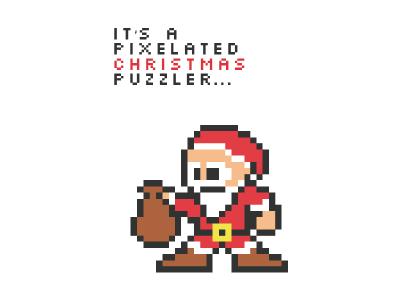 Screenshot of 2014 Christmas Maths / Math Lessons