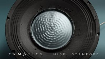 Screenshot of CYMATICS: Science Vs. Music - Nigel Stanford