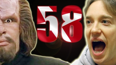Screenshot of 58 and other Confusing Numbers - Numberphile