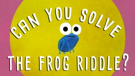 Screenshot of Can you solve the frog riddle? - Derek Abbott