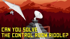 Screenshot of Can you solve the control room riddle? - Dennis Shasha