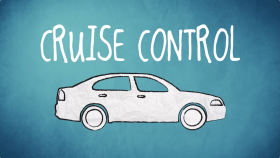 Screenshot of Cruise control - Integration