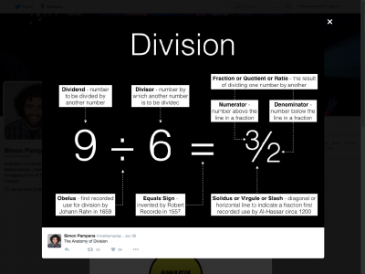 Screenshot of The Anatomy of Division