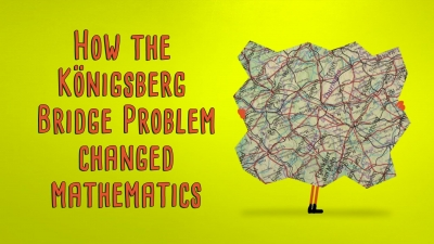 Screenshot of How the Königsberg bridge problem changed mathematics - Dan Van der Vieren