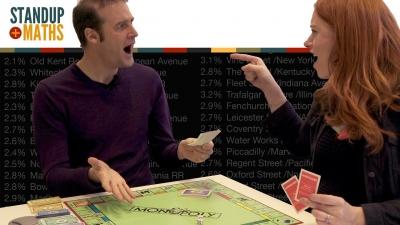 Screenshot of The Mathematics of Winning Monopoly