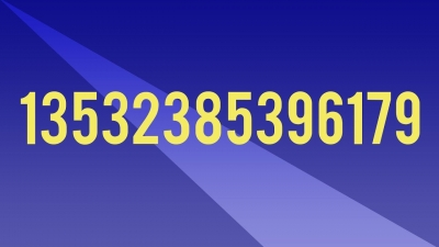 Screenshot of 13532385396179 - Numberphile