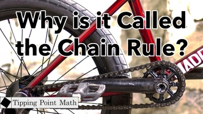 Screenshot of Why is it Called the Chain Rule?
