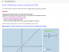 Screenshot of Graphing Linear Equations (quiz)