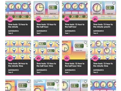 Screenshot of Time Tools