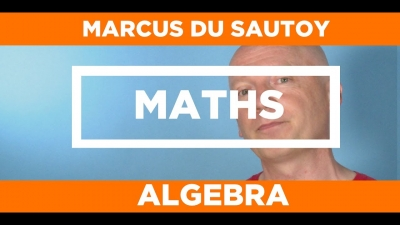Screenshot of Algebra - Marcus du Sautoy