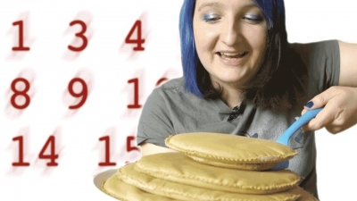 Screenshot of Pancake Numbers