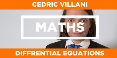 Screenshot of Differential Equations - Cedric Villani