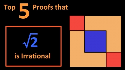 Screenshot of The 5 Best Proofs that the Square Root of 2 is Irrational