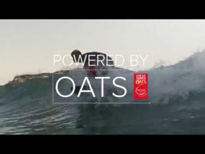 Screenshot of Powered by oats - Uncle Tobys
