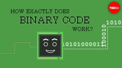 Screenshot of How exactly does binary code work?