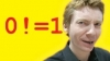 Screenshot of Zero Factorial - Numberphile